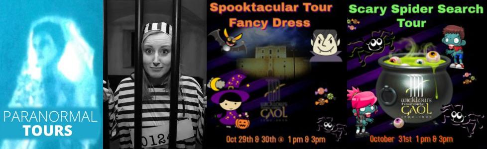 Wicklow Gaol Halloween Activities