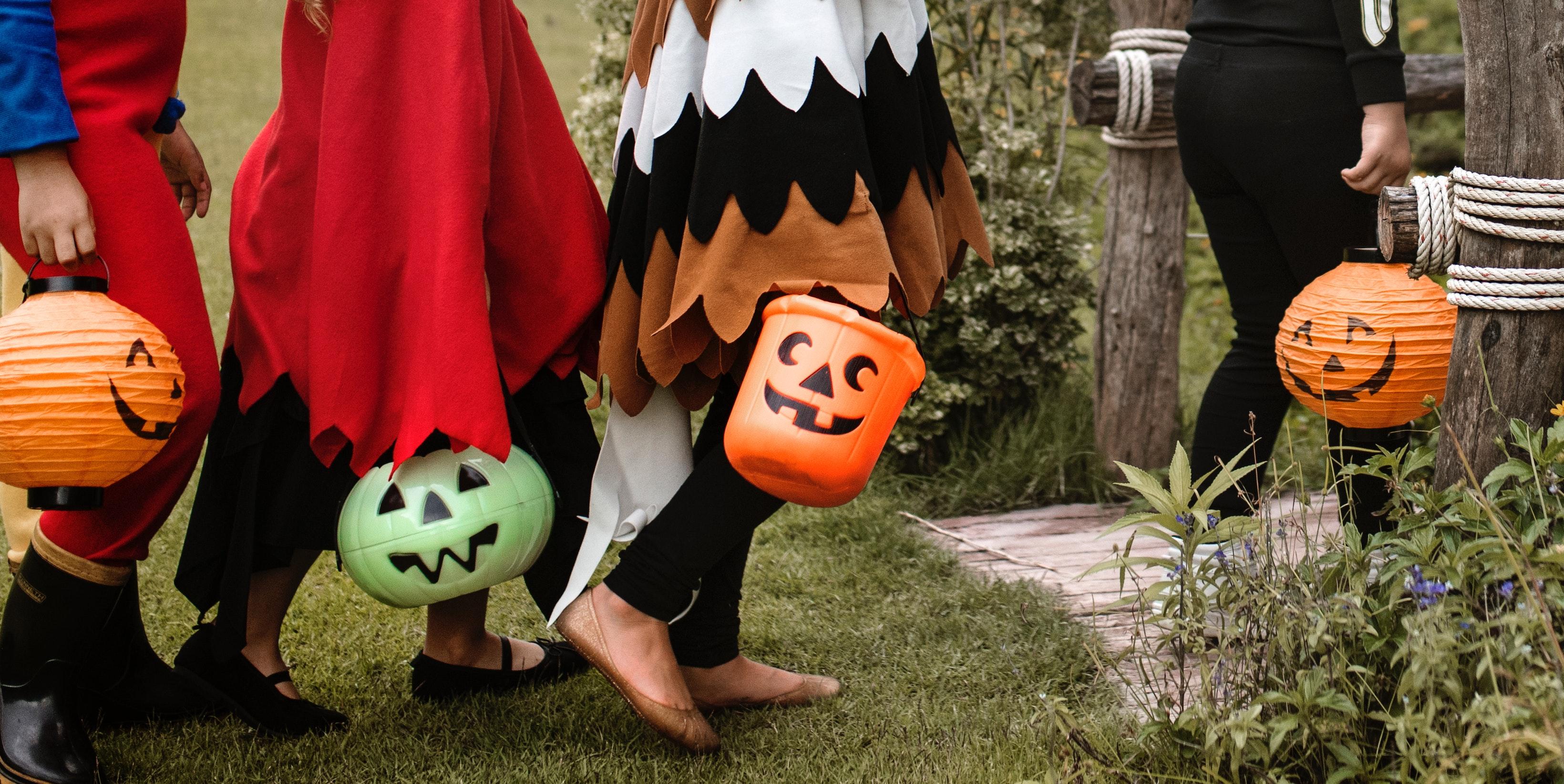 Children's Halloween Festival at Kilruddery House