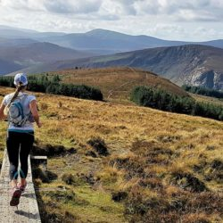 EcoTrail Wicklow Trail Running in the Wicklow Mountains