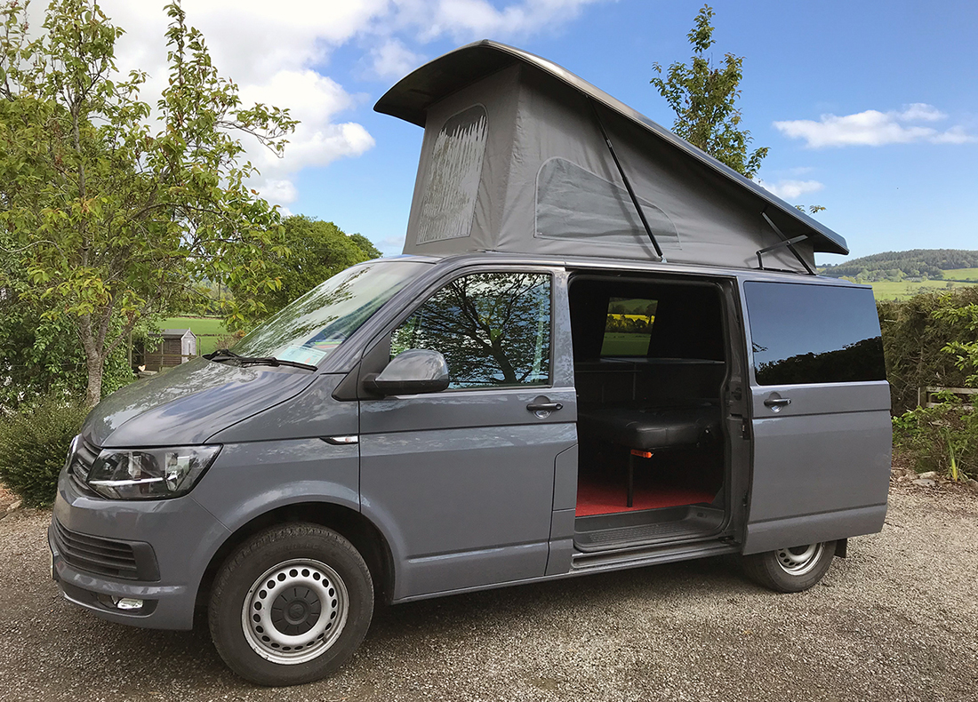 4 Berth Lazy Days Camper Conversion