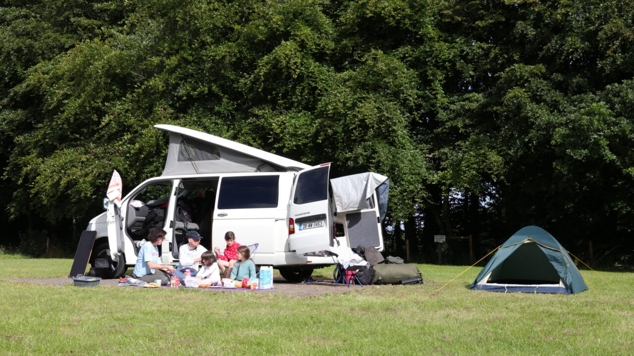 Lough Key Forest Park Camping