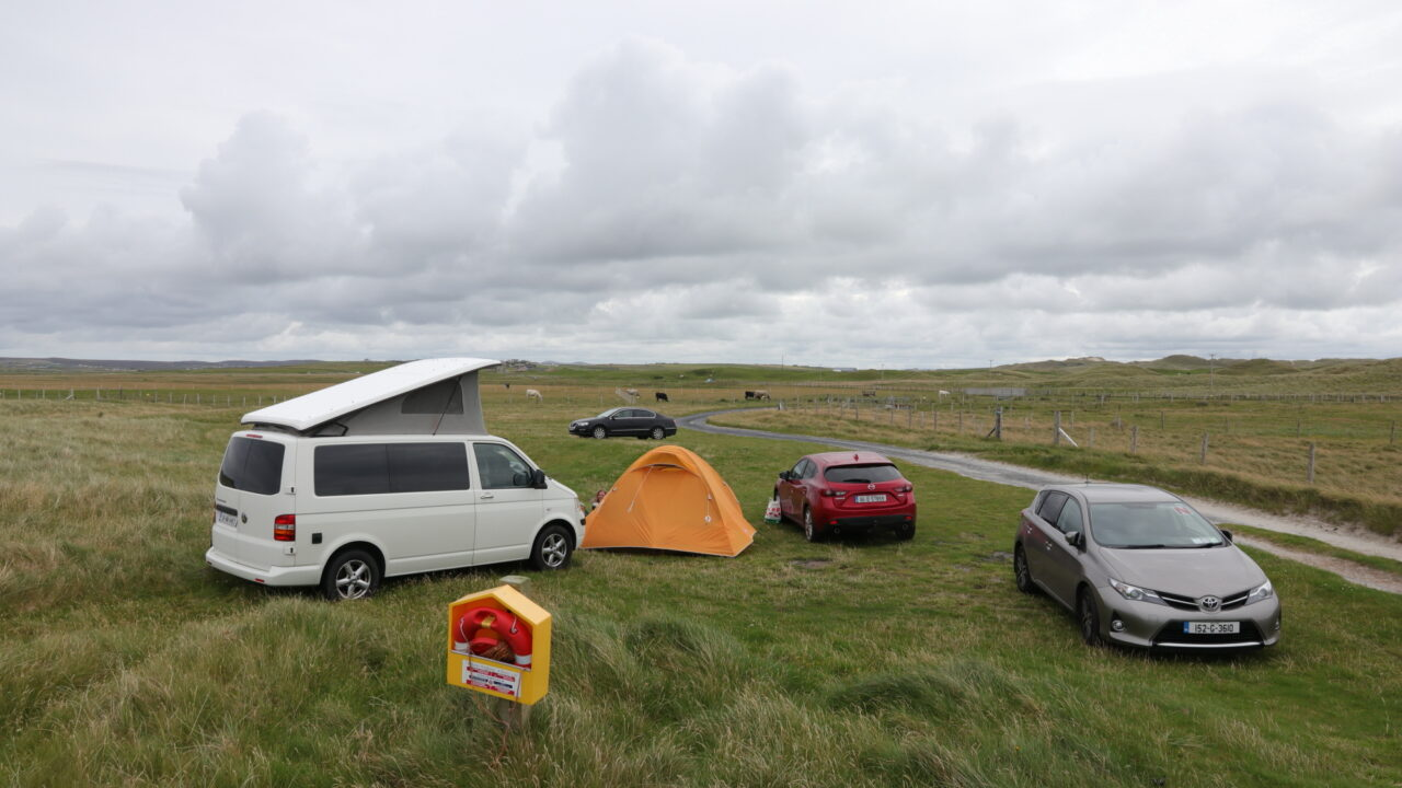 Belmullet Wild Camping