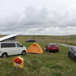 Belmullet Wild Camping