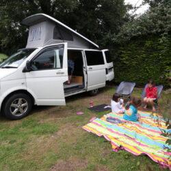 Wicklow Campsite