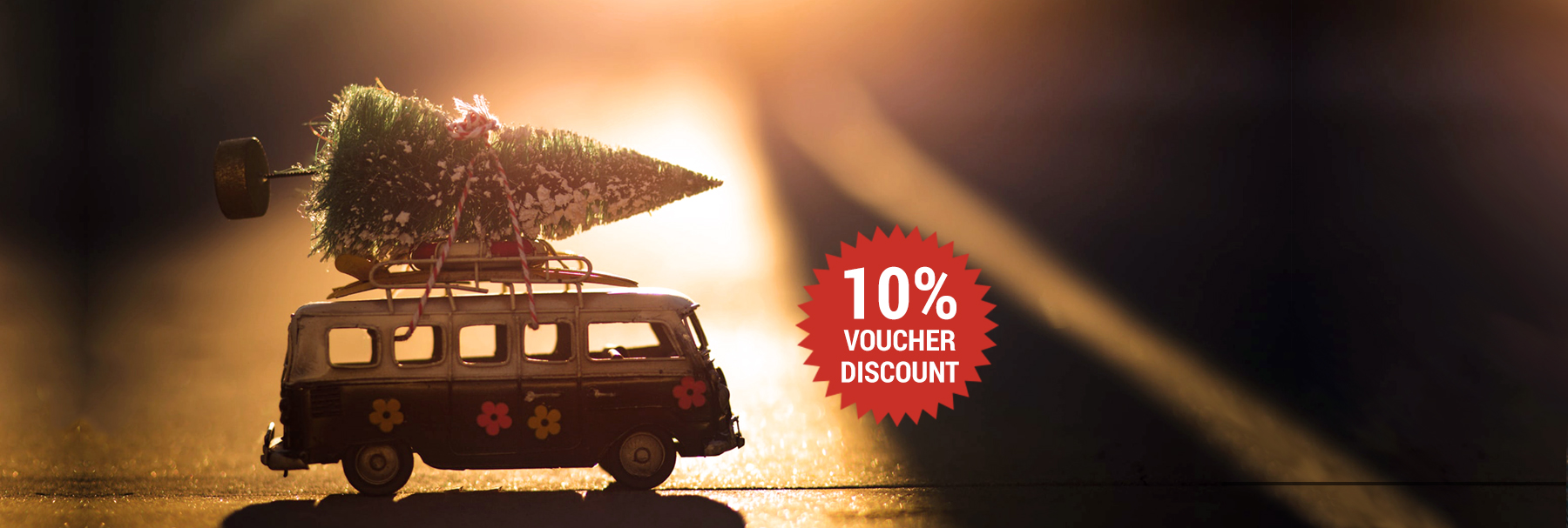 Lazy Days Christmas Gift Voucher Special